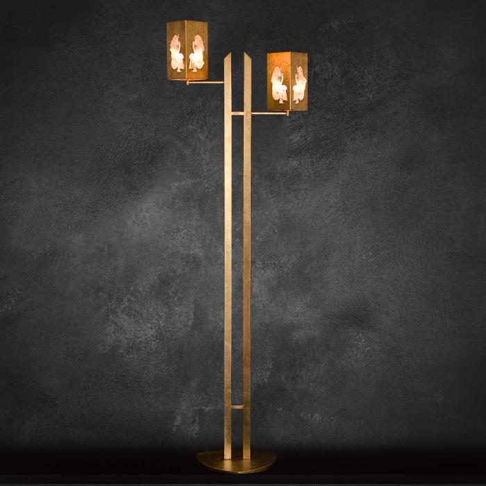 pandia-egyptian-gold-ON-floor-lamp