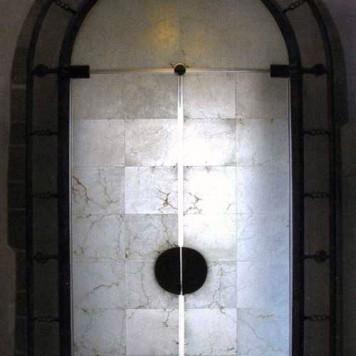 Alabaster Door
