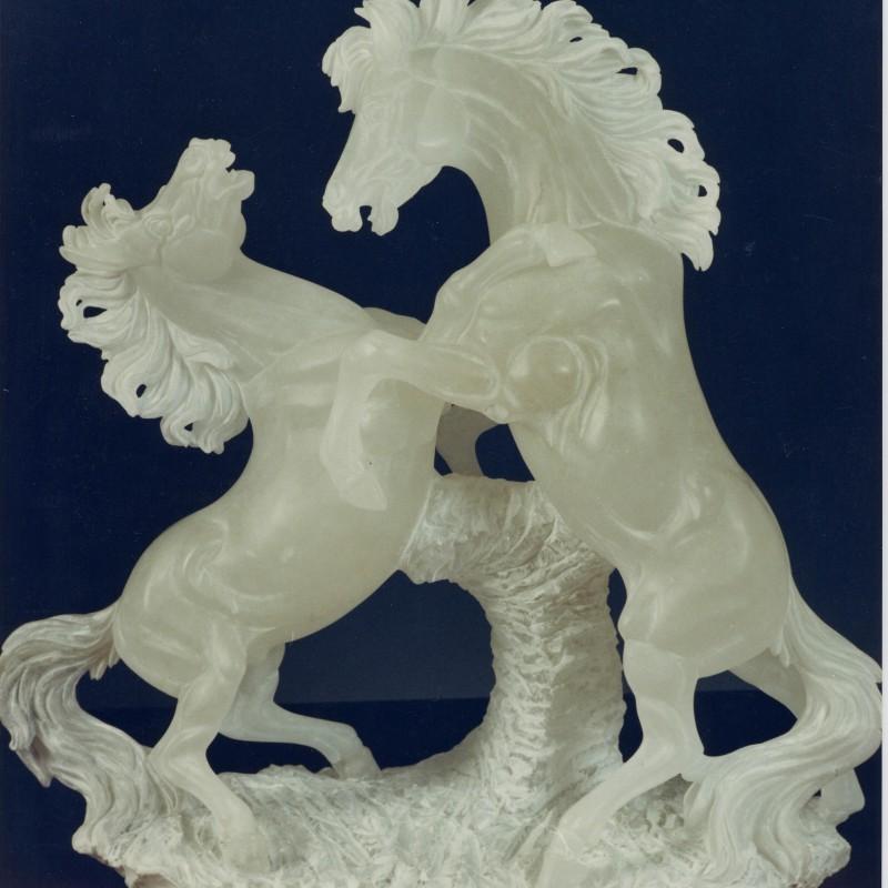Rampant Horses