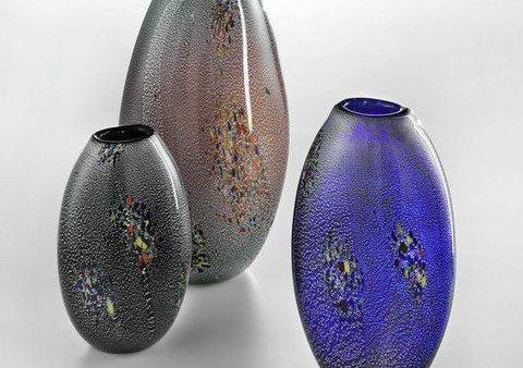 Twilight Vase Curved