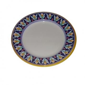 round platter Geo913