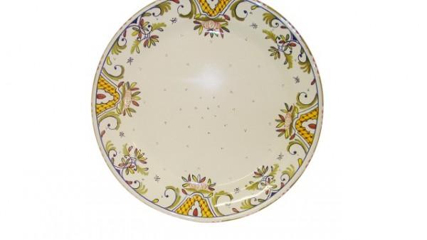 round platter TV536